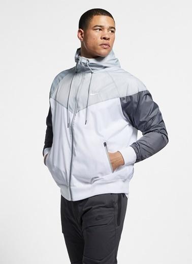 Nike Ceket Beyaz